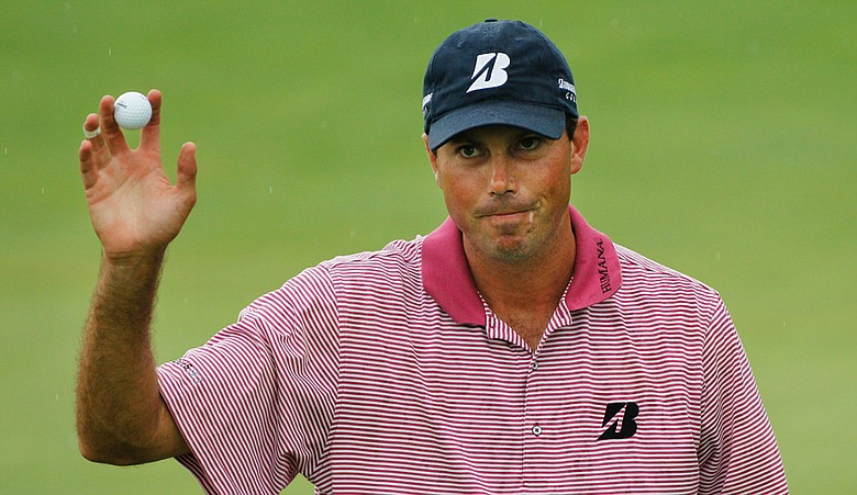 Matt Kuchar is No. 1 on the PGA Tour money list