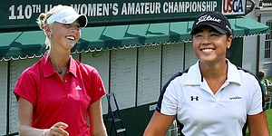Kang, Korda to battle for Women�s Am title