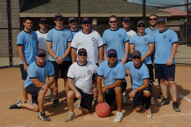 Last year, the Maitland firefighters were champs of the Maitland nonprofit's event