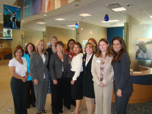 In an effort to assist women such as Wells, U.S. Rep. Suzanne Kosmas, D-Fla., along with representatives from the Oviedo-Winter Springs Regional Chamber of Commerce, hosted a roundtable meeting on June 3.