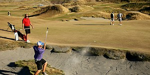 Chambers Bay: Not for the faint of heart