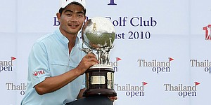 Liang stays on world's radar with Thailand victory