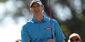 Gillis, 42, finds the magic at TPC Boston