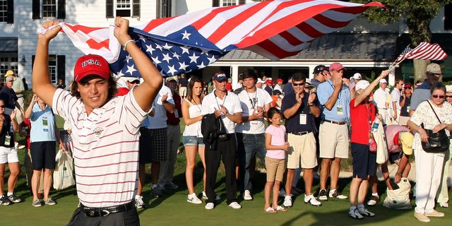 Balicki: Walker Cup is amateur golf at its best