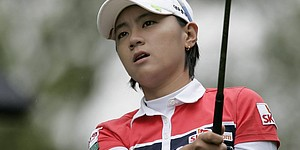 Choi growing more comfortable on LPGA