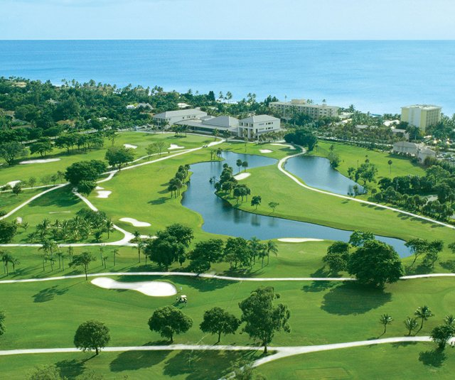 Naples Hotel &amp; Golf Club reopened its course this month following two months of renovations.