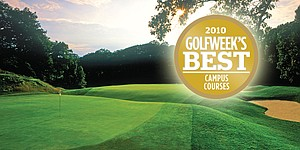 2010 Golfweek�s Best Campus Courses