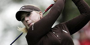 Pressel takes NW Arkansas lead with 66