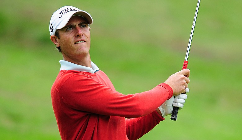 Nicolas Colsaerts followed an opening-round 62 at the KLM Open with a 70 in Round 2.