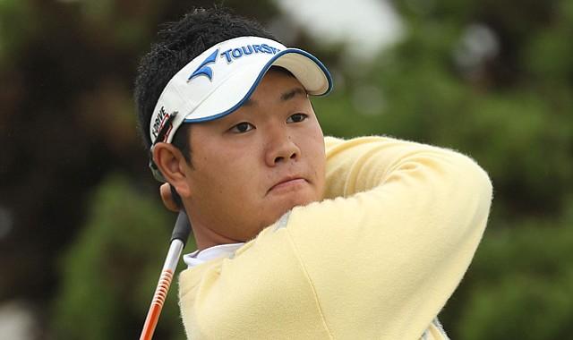 Shunsuke Sonoda of Japan
