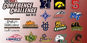 Golfweek's Conference Challenge preview