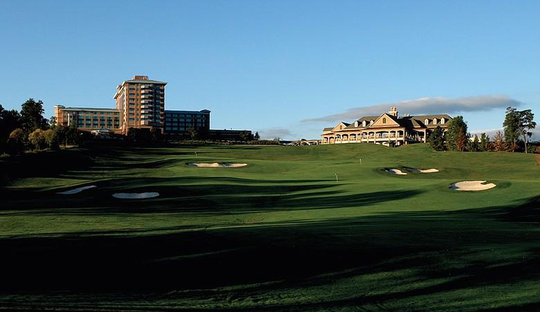 The Golf Club at Lansdowne in Leesburg, Va.