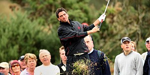 Parry takes Austrian Open lead with 67