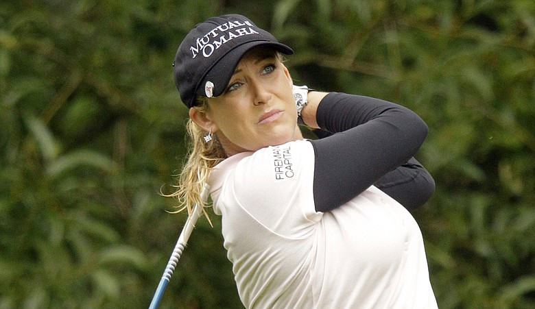 Cristie Kerr during the LPGA Safeway Classic.