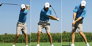 On the range: Illinois' Scott Langley