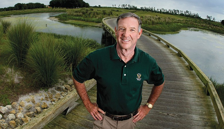 Course architect Steve Smyers is chairman of the USGA's International Team Selection Committee.