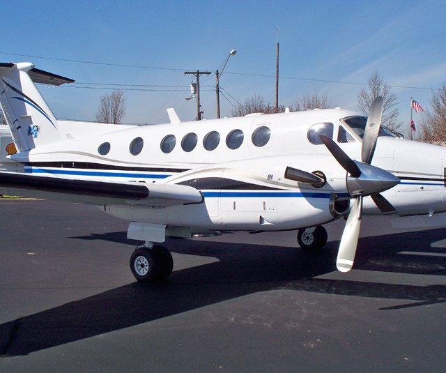 Middle Tennessee&#39;s King Air 250