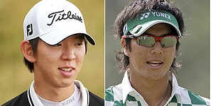 Noh, Ishikawa clash in Asia-Pacific Panasonic Open