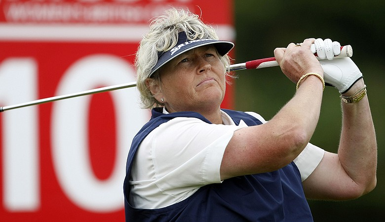 Laura Davies owns 76 career victories.