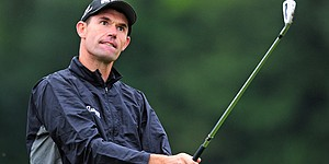 Harrington struggles; two share Vivendi lead