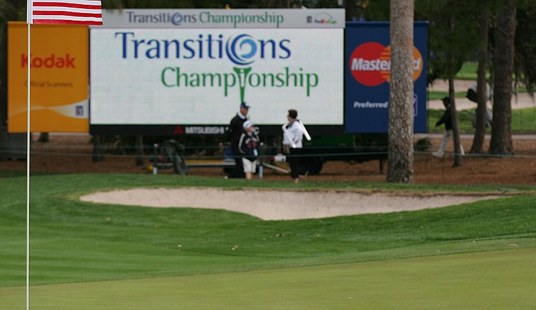 The longtime tournament director of Tampa's PGA Tour stop has resigned.
