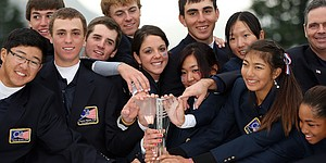 Spieth leads U.S. to Junior Ryder Cup victory