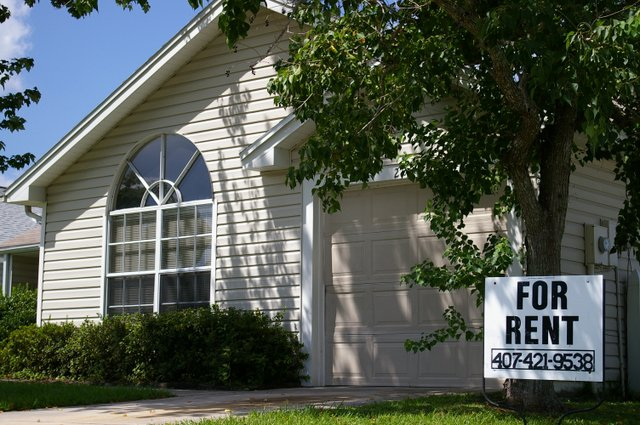 Many families are turning to renting instead of homeownership.