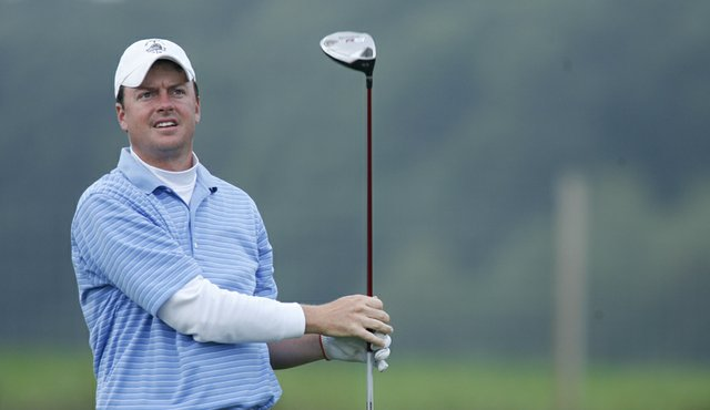 Nathan Smith during the 2010 U.S. Mid-Amateur.