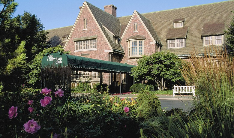 The American Club will be one of the host hotels for the 10th annual Kohler Food & Wine Experience.