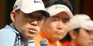 Anthony Kim seeking rebound at Korea Open