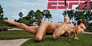 Villegas goes nude for ESPN The Magazine