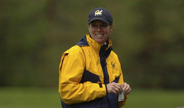Cal women's coach Nancy McDaniel (file photo)
