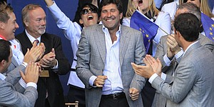 Olazabal's health only issue for Ryder captaincy