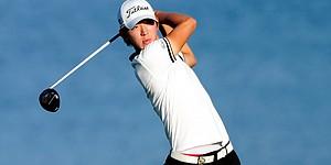 Teen Noh leads Korea Open by five shots