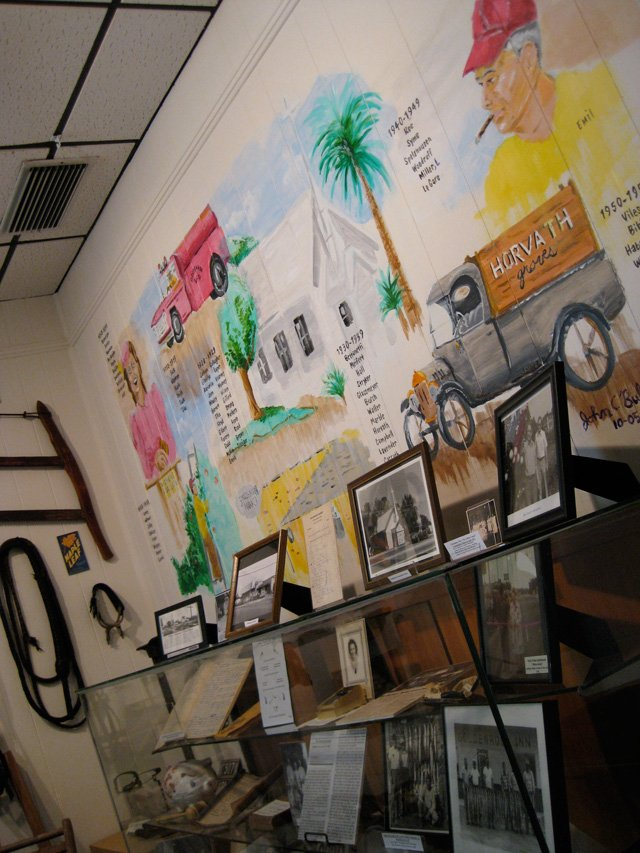 The Goldenrod Historical Center showcases 100 years of history for the small community, which is in Orange and Seminole counties.