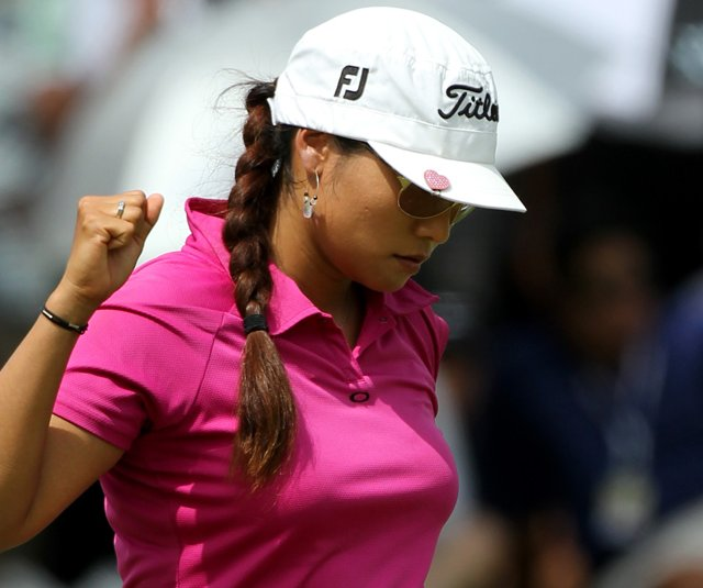 Jimin Kang won the Sime Darby LPGA Malaysia for her second LPGA title.