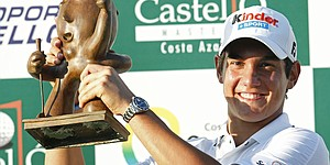 Italian Manassero becomes youngest player in WGC event