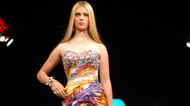 Winter Park's West Meadow played host to Harriett's Park Avenue Fashion Week's finale runway show on Saturday.