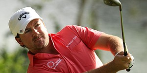 McDowell, Maybin share 4-shot lead in Spain