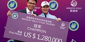 Ochoa tops Montgomerie in pro-celebrity event