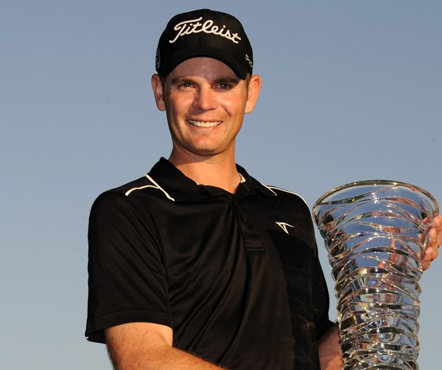 Brendan Steele won the Nationwide Tour Championship.
