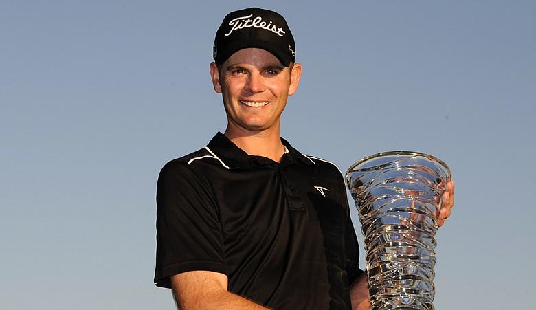 Brendan Steele won the Nationwide Tour Championship.