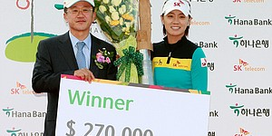 Choi defends LPGA Hana Bank title in Korea