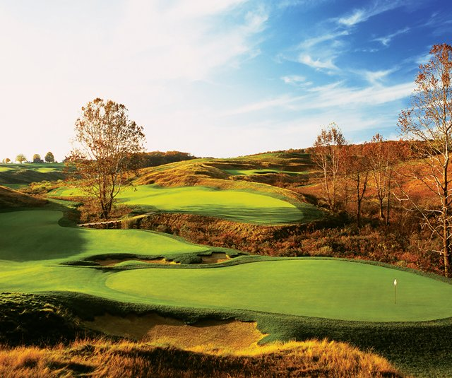 Ballyhack, ranked 15th on Golfweek's Best New list