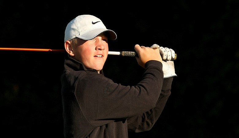 At the age of 12, Brad Dalke made headlines in 2010 when he made a verbal commitment to play college golf at Oklahoma – in 2016.