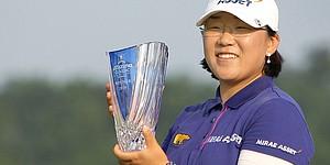 Shin wins Mizuno for second title of 2010