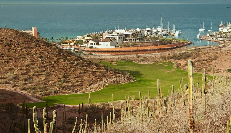 CostaBaja Resort & Spa in La Paz, Mexico.