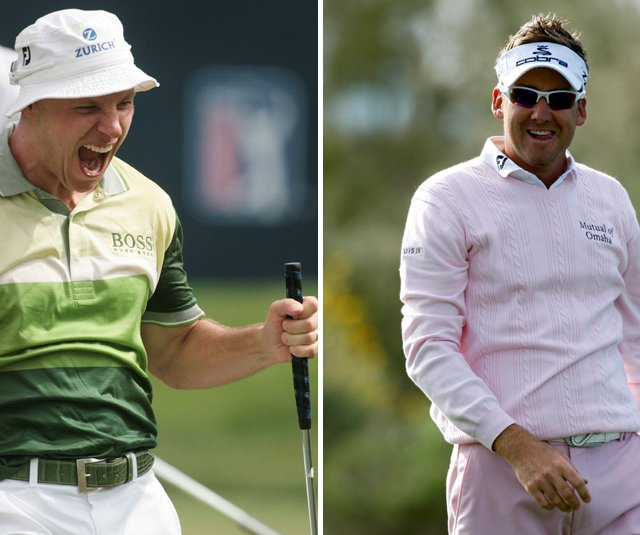 Ben Crane and Ian Poulter are glad Jeff Rude has joined Twitter.