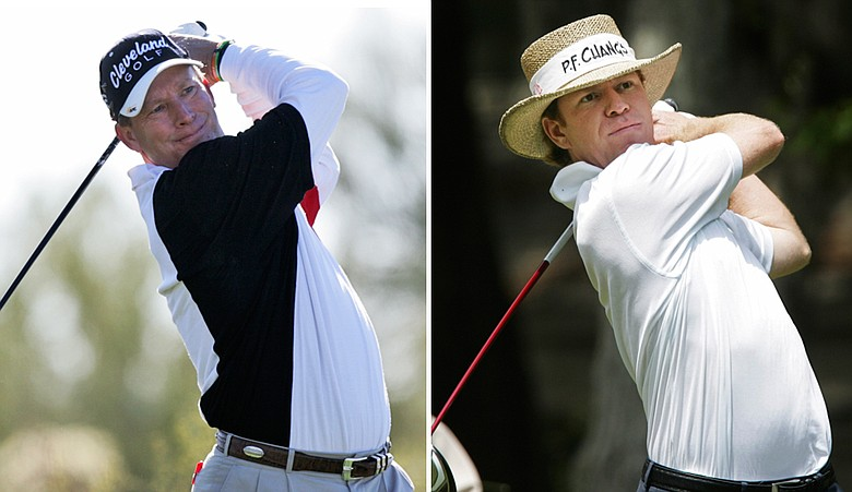 Woody Austin and Briny Baird are trying to move inside the top 125 on the PGA Tour money list at Disney.