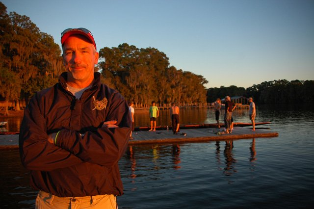 Dan Bertossa has retired from his post as legendary Winter Park Crew coach. He has been replaced by one of his former students, Stephen Freygang.